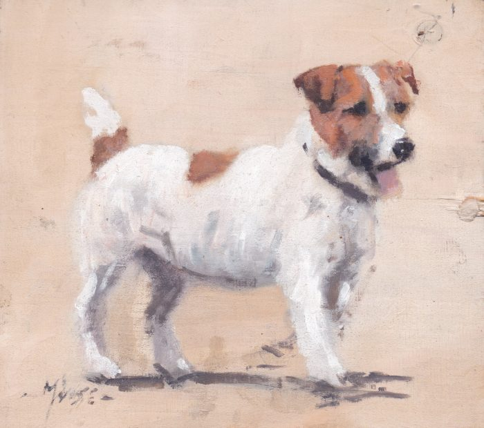 """Jack Russell"" by David 'Mouse' Cooper."